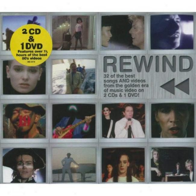 Rewijd: The Best In Music & Video (2cd) (includes Dvd) (digi-pak)