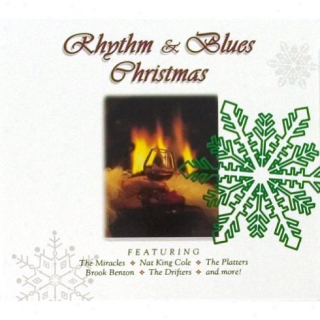 Rhythm & Blues Christmas (includes Dvd) (cd Slipcase)