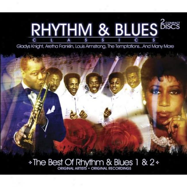 Rhythm & Blues Classics: The Best Of Rhythm & Blues, Vols.1 & 2