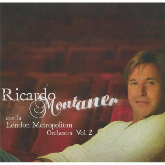 Ricardo Montaner Con La London Metrplitan Orchestra, Vol.2