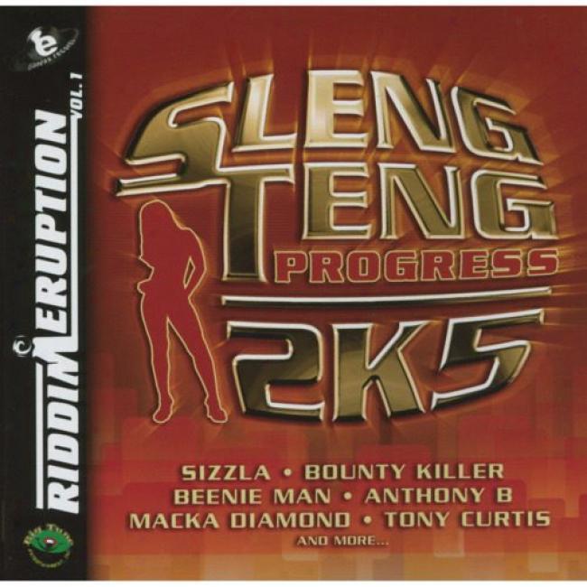 Riddim Explosion, Vol.1: Sleng Teng Progress 2k5