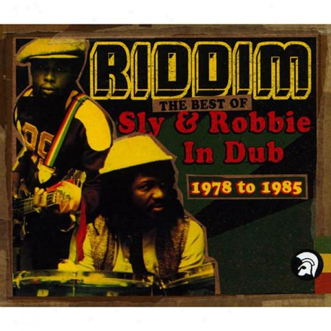 Riddim: The Best Of Sly & Robbie In Dub 1978-1985 (2cd) (cd Slipcase) (remaster)