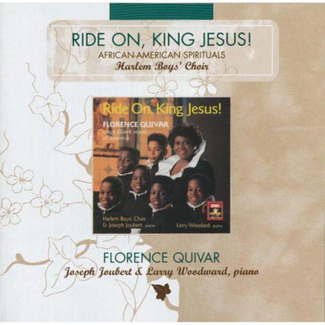 Ride On, King Jesus!: African-american Spirituals