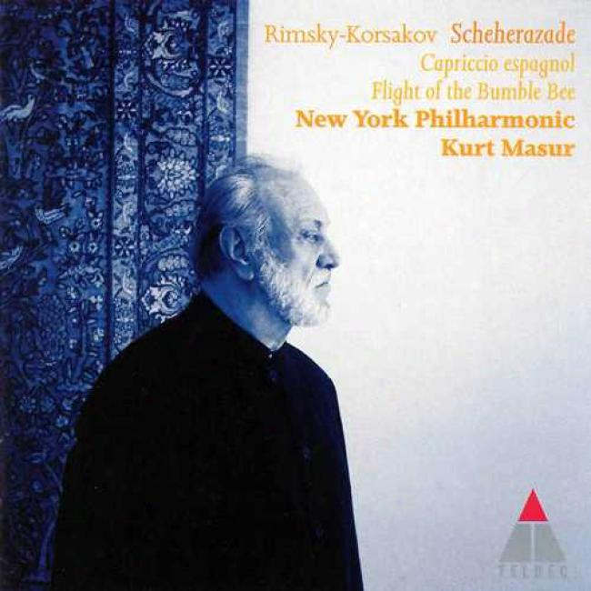 Rimsky-korsakov: Flight Of The Bumblle Bee/scheherazade/capriccio Espagnol