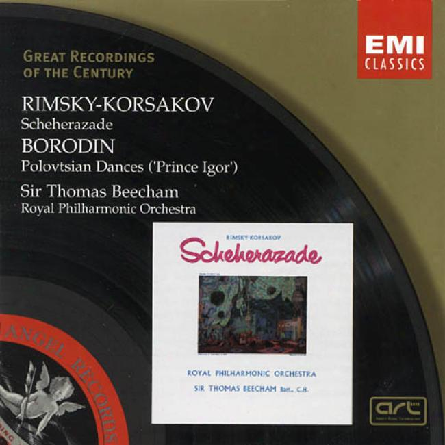 Rimsky-korsakov: Scheherazade, Etc... (remaster)
