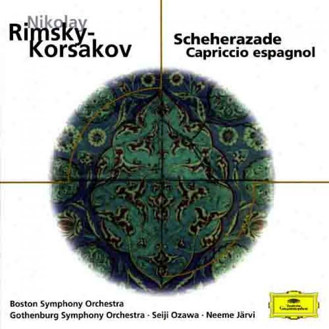 Rimsky-korsakov: Scheherazase/capriccio Espagnol