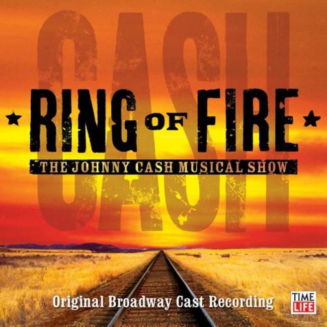 Ring Of Fire: The Johnny Cash Musical Show Soundtrack (2cd)
