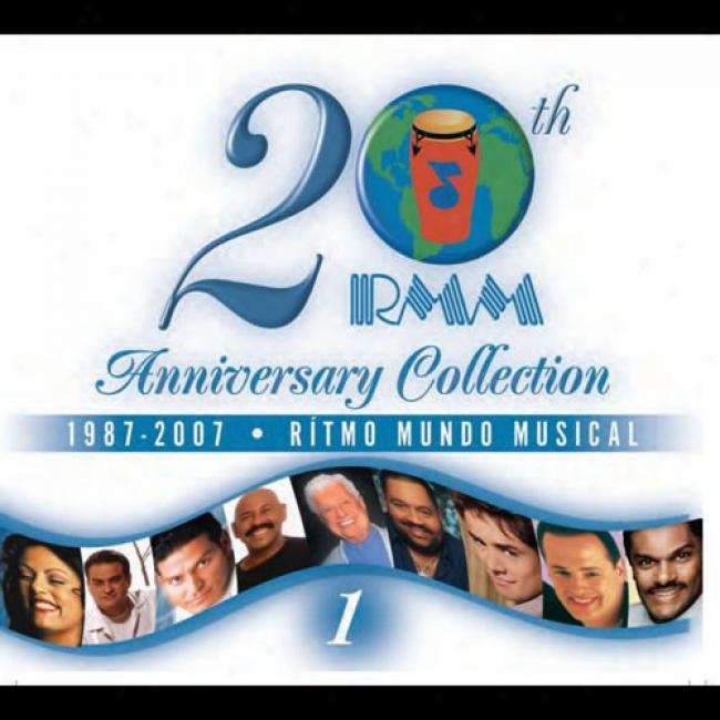 Ritmo Mundo Musical, Vol.1: 1987 - 2007 (20th Anniversary Colection) (digi-pak)