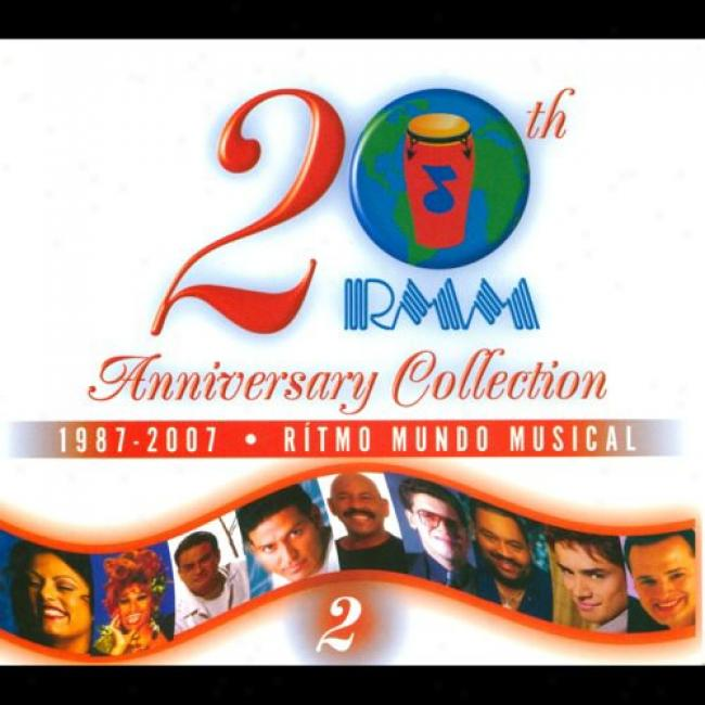 Ritmo Mundo Musical, Vol.2: 1987 - 2007 (20th Anniversary Collection) (digi-pak)