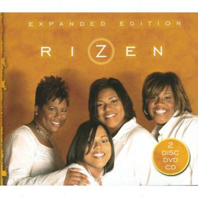 Rizen (expanded Edition) (includes Dvd) (digi-pak