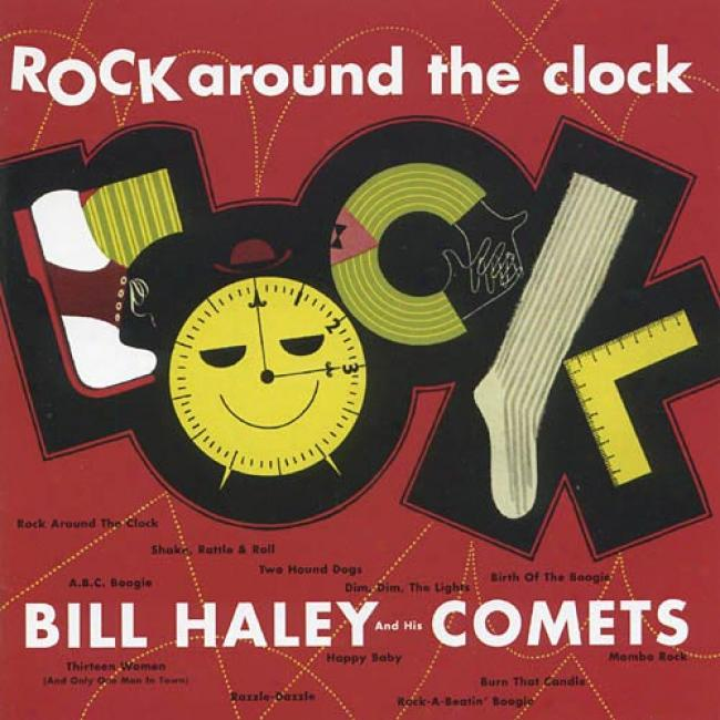 Rock Arouund The Clock (50th Anniversary Edition) (remaster)