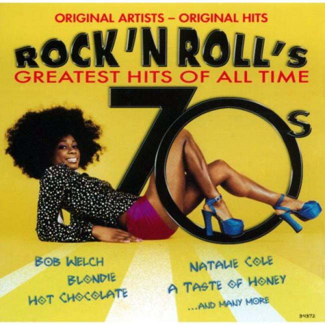 Rock 'n Roll's Greatest Hits Of All Time: 70s, Vol.1