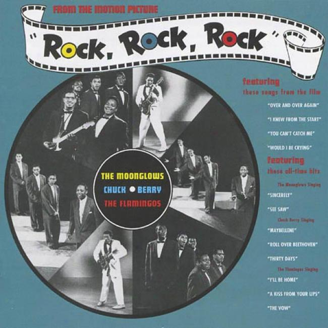 Rock, Rock, Rock Soundtrack (50th Anniversary Edition) (remmaster)