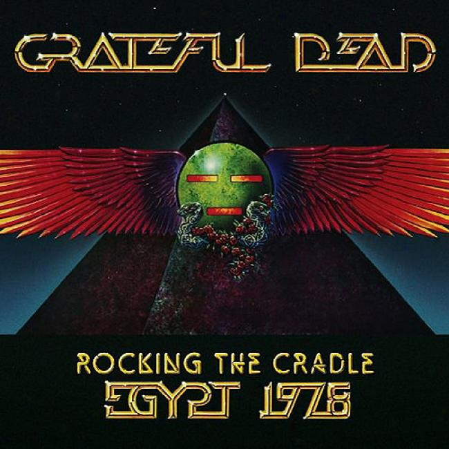Rocking The Cradle: Egypt 1978 (30th Annlversary Edition) (2cd) (includes Dvd)