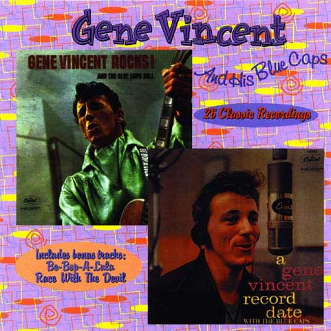Rocks & The Blue Caps Roll/a Gene Vincent Record Date