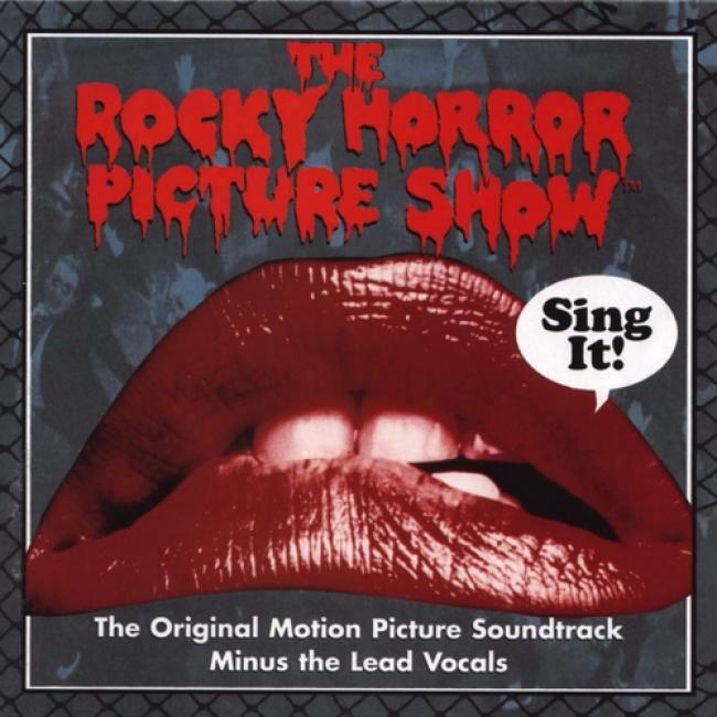 Rocky Horror Picture Show: Sing It! Sound5rack