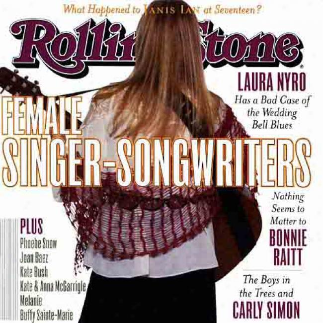 Rolling Stne Presents: Female Singer-songwriters