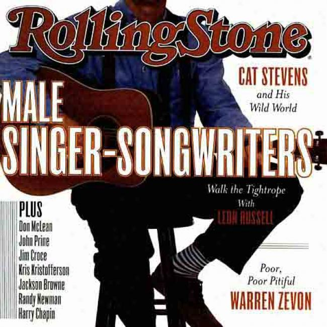 Rolling Stone Presents Male Singer-songwriters (remaster)