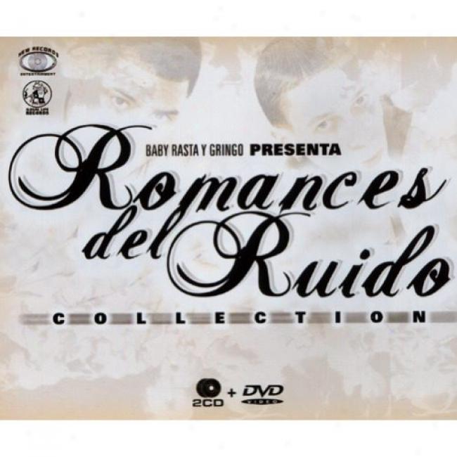 Romances Del Ruido Collection (2cd) (includes Dvd)