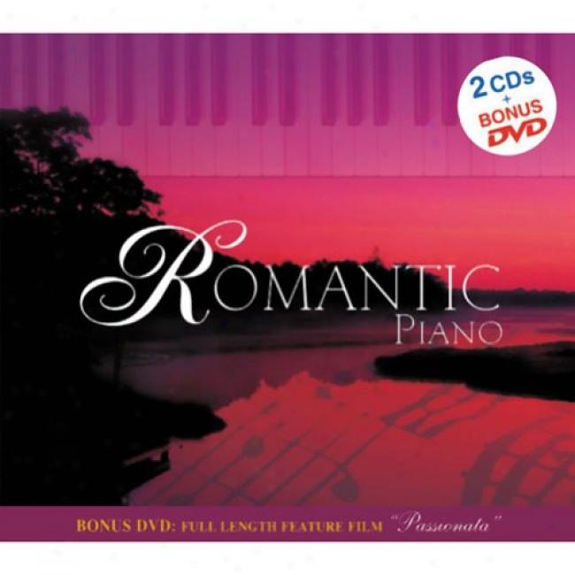 Romantic Piano (2cd) (includes Dvd) (digi-pak)