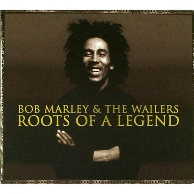 Roots Of A Legend (includes Dvd) (cd Slipcase) (remaster)