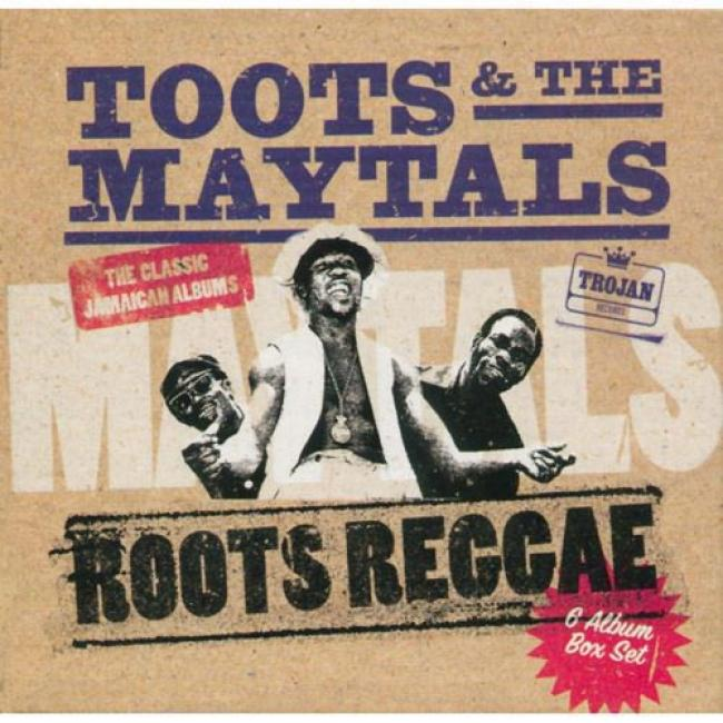 Roots Reggae: The Classic Jamaican Albums (6 Disc Box Set)