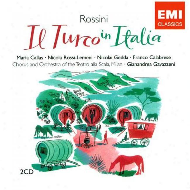 Rossini: Il Turco In Italia (2 Disc Box Set) (remaster)