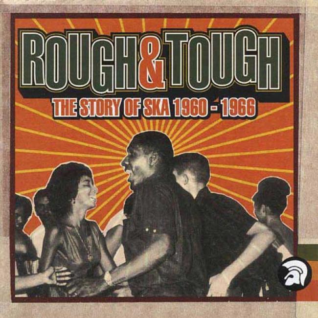 Rough & Tough: The Story Of Ska 1960-1966 (2cd) (cd Slipcase)