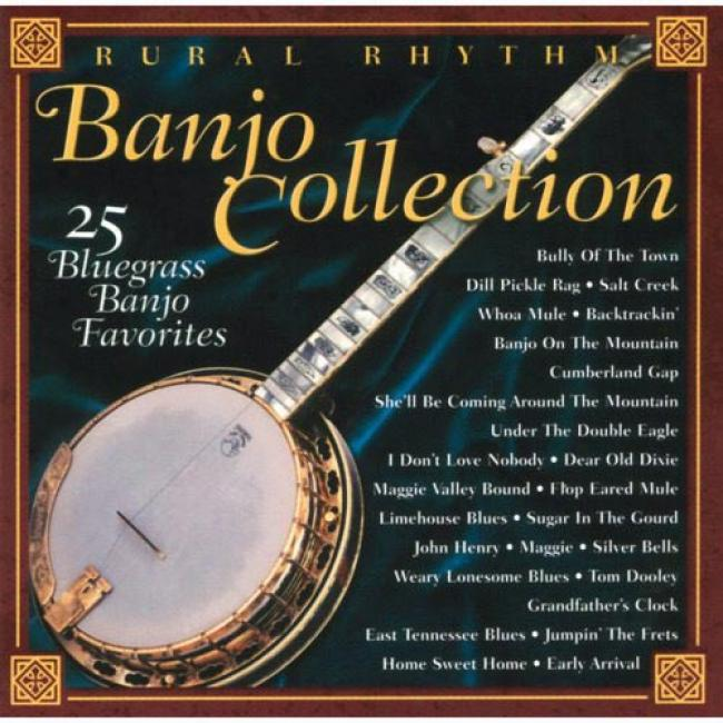 Rural Rhythm Banjo Collection: 25 Bluergass Banjo Favorites (remaster)