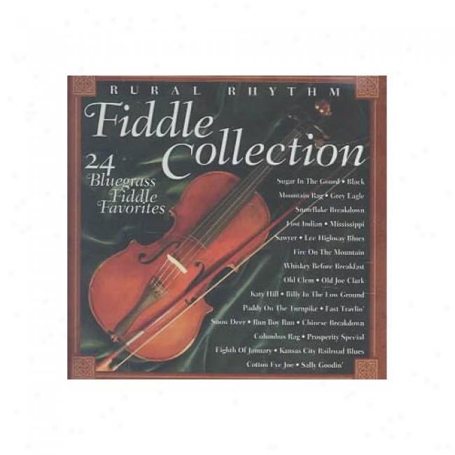 Rural Rhythm Fiddle Collection: 24 Bluegrass Fiddle Favorites (remaster)