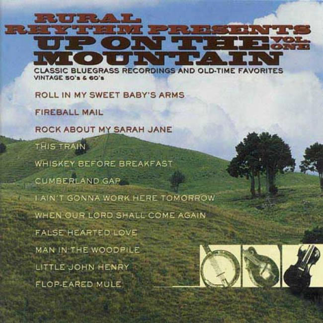 Rural Rhythm Presents: Up On The Mountain, Vol.1 (remaster)