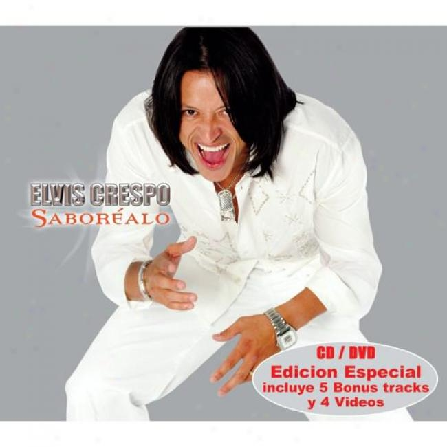 Saborealo (special Edition) (includes Dvd) (digi-pak)