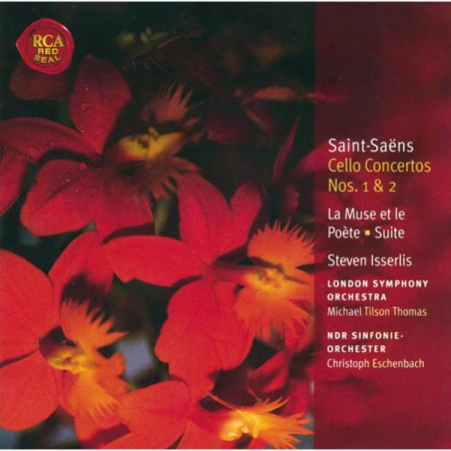 Saint-saens: Cello Concertos Nos.1 & 2 (remaster)