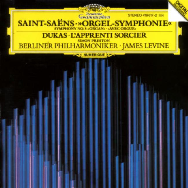 Saint-saens: Symphony No.3 - The Sorcerer's Apprentice
