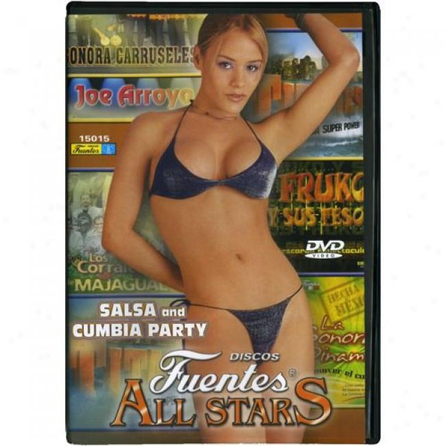 Salsa And Cumbia Party (music Dvd) (amaray Case)