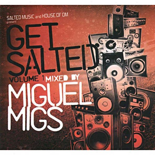 Salter Music And House Of Om Presents: Get Salted, Vol.1 (digi-pak)