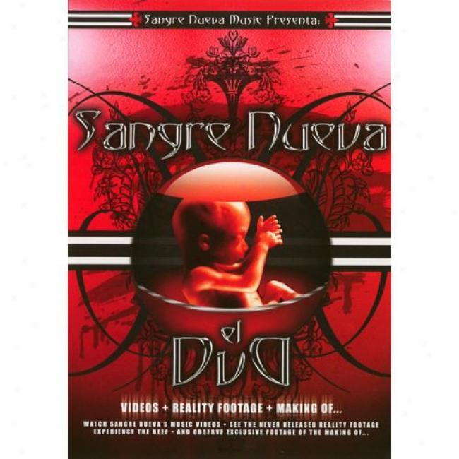 Sangre Nueva: El Dvd (music Dvd) (amaray Case)
