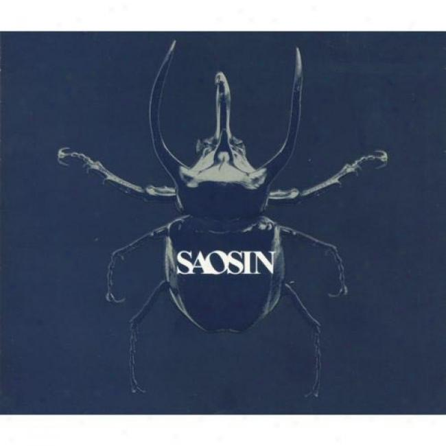 Saosin (edited) (limited Edition) (ihcludes Dvd) (cd Slipcase)
