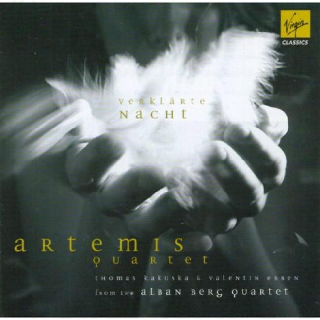 Schonberg/berg/steauss: Music For String Sextet