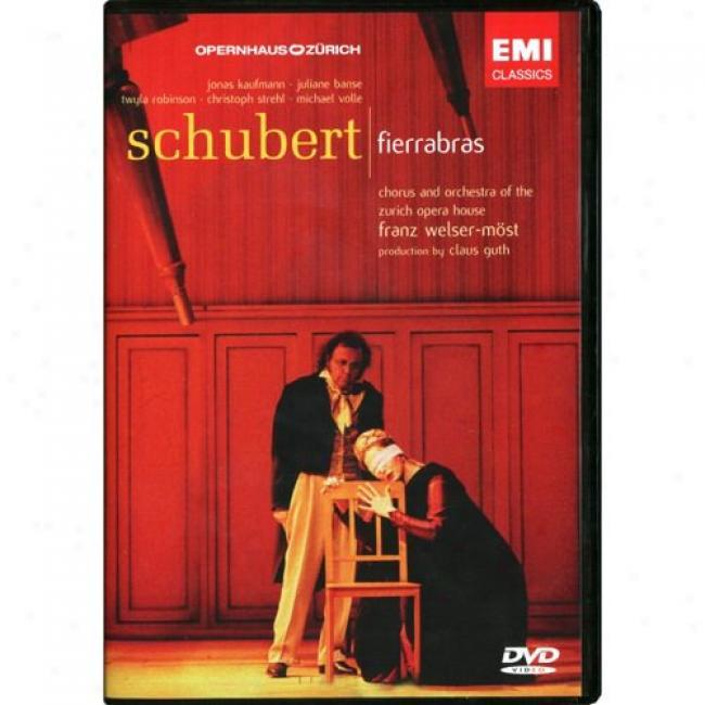 Schubert: Fierrabras (includes Dvd) (amaray Case)