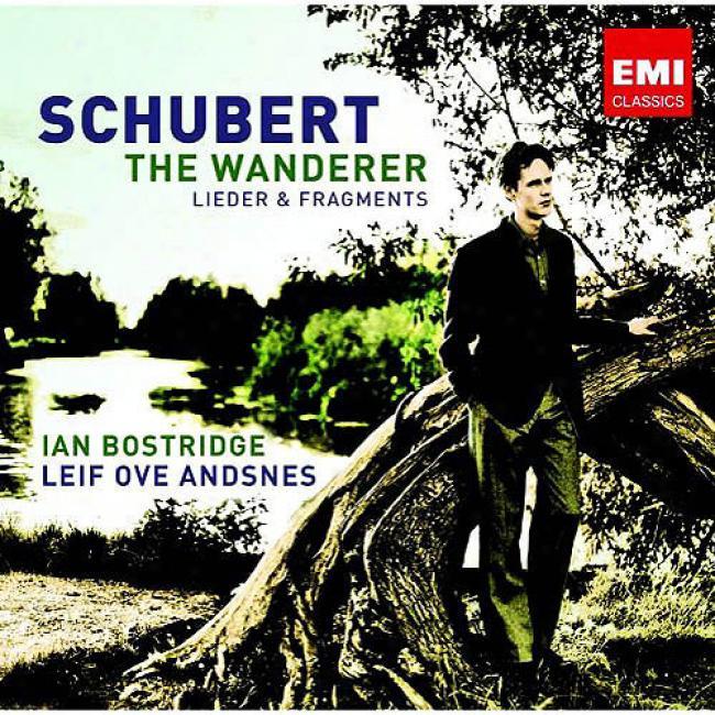Schubert: The Rambler - Lieder And Fragments (2c)d