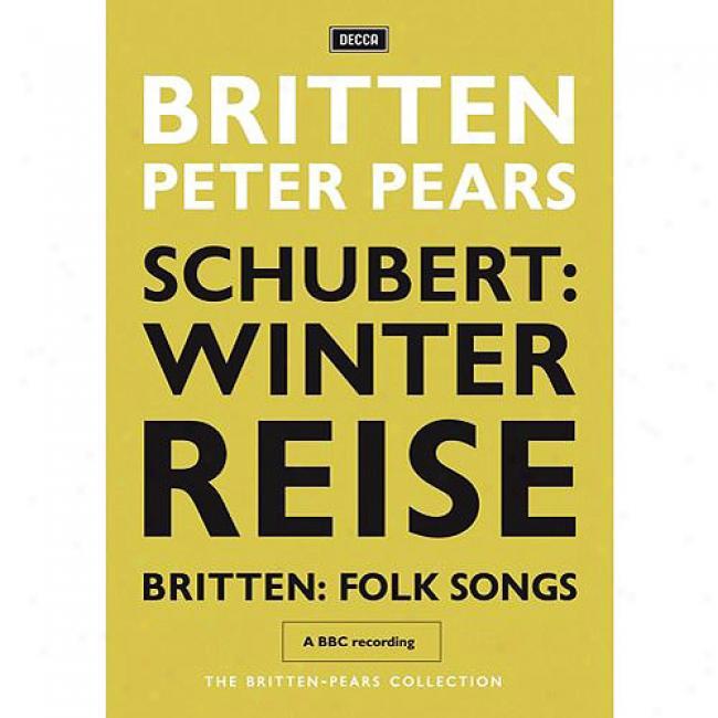 Schubert: Winterreise (music Dvd) (amaray Case)