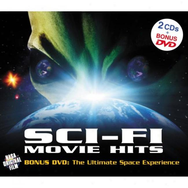 Sci-fi Movie Hits (2cd (includes Dvd) (digi-pak)