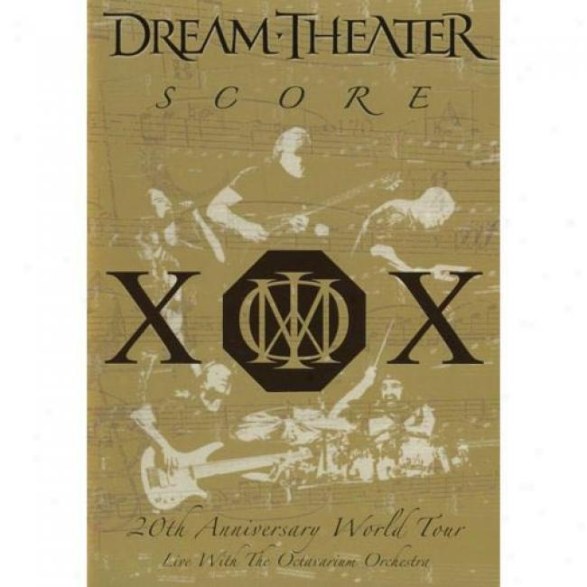 Score: 20th Anniversary World Tour (2 Disc Music Dvd) (amaray Case)
