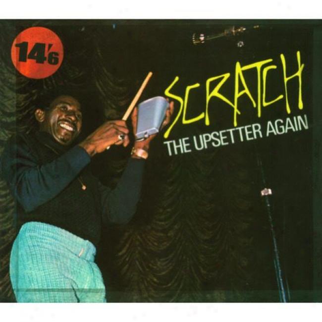 Scratch The Upsetter Again (cd Slipcase) (remaster)
