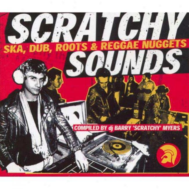 Scratchy Sounds: Ska, Dub, Roots & Reggae Nuggets (2cd) (cd Slipcase)