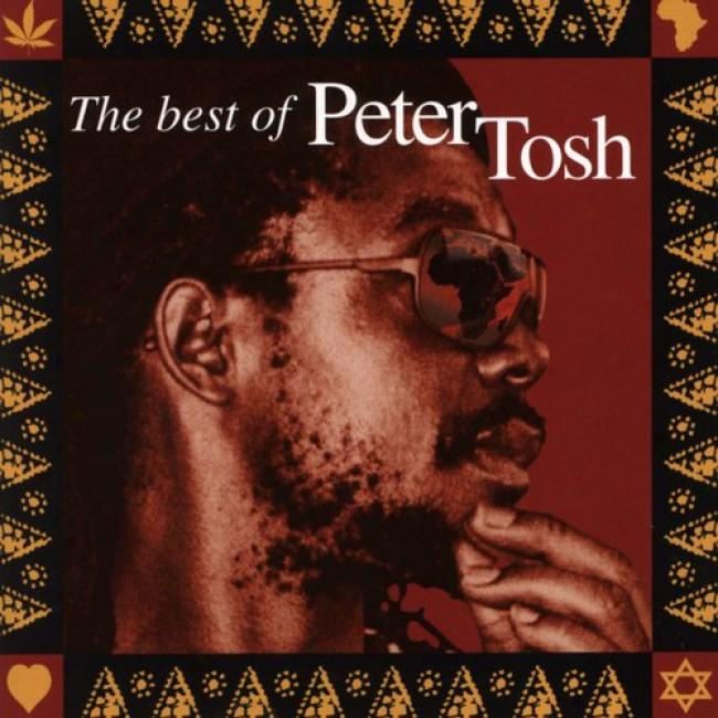 Scrolls Of Thw Prophrt: The Best Of Peter Tosh