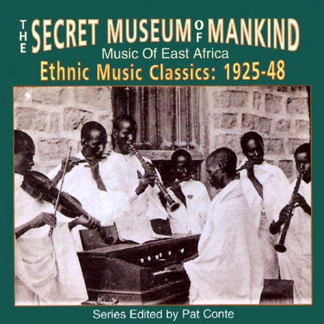 Secret Museum Of Mankind: Music Of East Africa