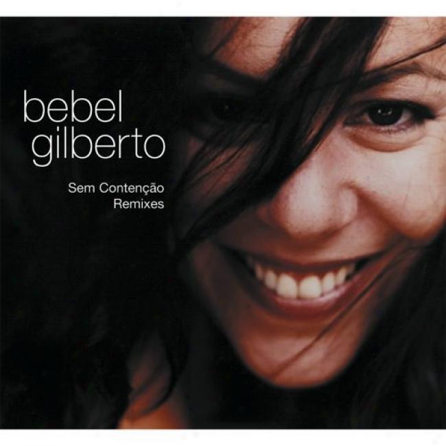 Sem Contencao Remixes (maxi-single) (digi-pak)