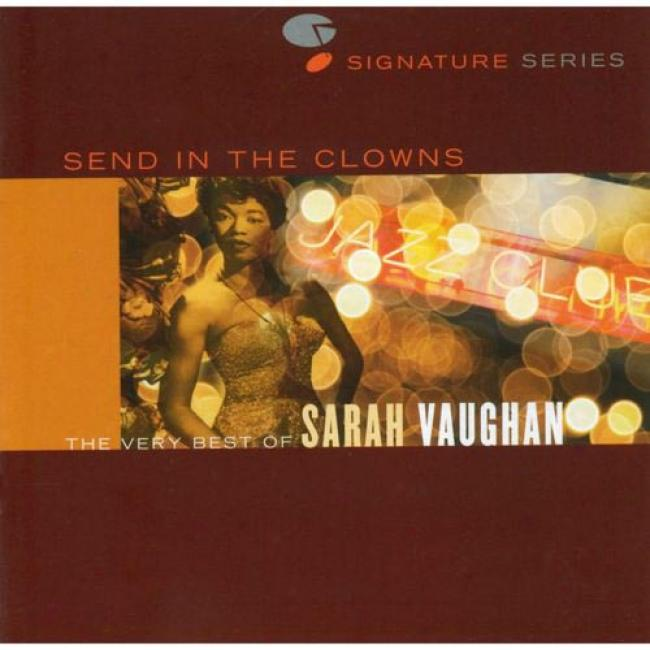 Send In The Clowns: The Same Best Of Sadah Vaughan (remaster)